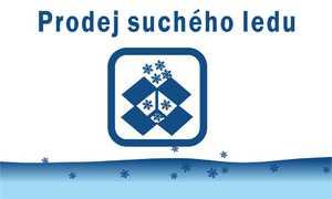 Prodej suchého ledu Bavaria ICE